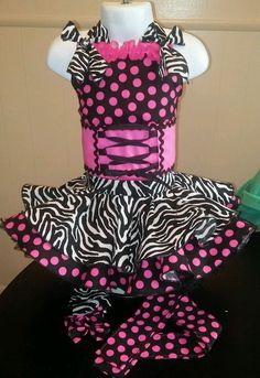 National Pageant Casual Wear OOC or Rock Wear 18 month-3t #Handmade #DressyEverydayHoliday