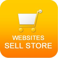 Websites Sell Store We provide you a platform , where you can sell your website here online.  The price of the website will be set by you.