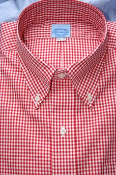 A beautiful Mercer and Sons shirt.