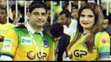 The Awesome World: Zareen Khan With Shahid Afridi Daughter's Ajwa & A...