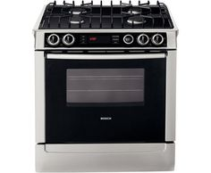 Bosch Home Appliances - Products - Ranges - Slide-in Ranges - HDI7052U