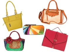 Shopping for the perfect work bag, evening clutch or everyday tote is always a blast! But when you're on a budget, not so much, right? Most of the bags you like probably cost more than you are willing to spend. And the ones that fit your budget aren't trendy enough or don't suit your taste. Well, don't let that take the fun out of shopping. We picked out 15 lust-worthy bags under Rs.3000. Don't you just love us?ShopTill You Drop!iDiva brings you the ...