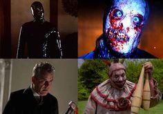 "47 Things That Happen On Every Season Of ""American Horror Story"" eg. Serial killer"