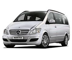 - Business Mini Van -  Mercedes-Benz V-Class, Cadillac Escalade, Toyota Alphard, or similar The Vans and SUVs of HMTS Worldwide provide our passengers with more space. If you are traveling with a larger party or with more baggage, this is the choice for you. This car is vailable in most cities.