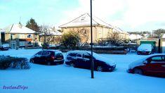Así nos despertamos hoy en #Edimburgo para ir a trabajar :)  So we woke up today in #Edinburgh to go work :)  #Snow #nieve #tiempo #clima #weather #sky #skying #esquiar #nevadas #Escocia #Scotland #Scotch #tours #vacacionesenescocia #vacaciones #Semanasanta #easter #destilerías #golf #distilleries #kilt #Celtic #Celta #viajarporescocia #explorarescocia #exploraescocia #toursenescocia