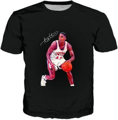 Isiah Thomas Autographed T-Shirt