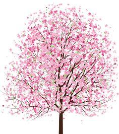 サクラのイラスト見本-桜の ...