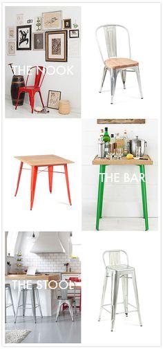 industry west retro furniture