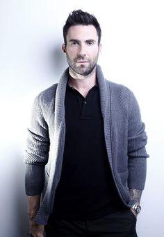 """Hombres con Estilo: """"El hombre de la semana"""": Adam Levine"""