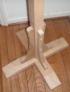 The Basics of a Great Woodworking Plan Beginner Woodworking Projects, Woodworking Plans, Woodworking Blueprints, Diy Coat Rack, Coat Racks, Craftsman Frames, Wooden Christmas Crafts, Coat Tree, Tree Plan