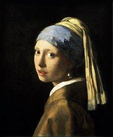 Das Mädchen mit dem Perlenohrring - berühmte Bilder alter Meister