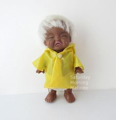 Mod Crying Doll 1960s - 1970s