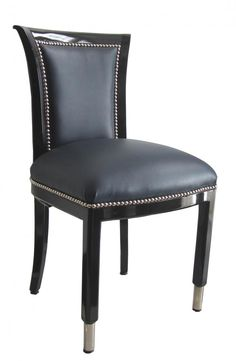 Four American Art Deco Side Chairs | Modernism