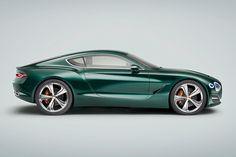 Bentley EXP 10 Speed 6 Concept (2015)