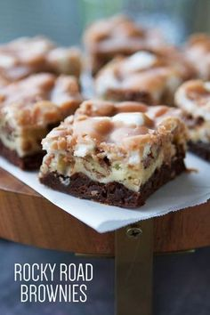 EPIC Rocky Road Brownies | Lauren's Latest | Bloglovin'
