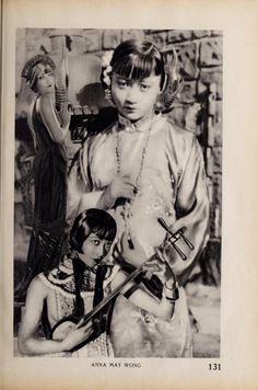 Anna May Wong Film-Photos wie noch nie