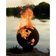 This fire pit: | 29 Gifts For Anyone With Major Wanderlust