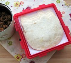 Hello Kitty Tortillas Perfect For Tacos