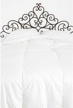 FiLigree headboard from Urban Outfitters. LoveLy $129