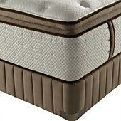Stearns & Foster Luxe Estate Lyndsey Ariel Plush Pillowtop Mattresses -- This bed was also great and has foam in it.