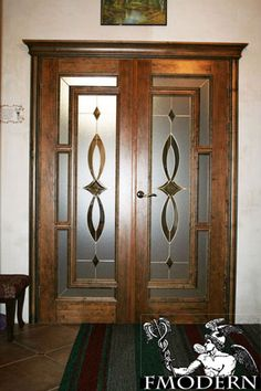 Межкомнатные двери элитной серии - FMODERN