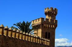 Murallas - Palma de ;Mallorca - HDR