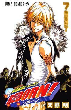 Katekyō Hitman Reborn! 7