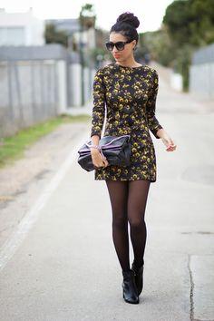 Sissy à la mode: The mini dress