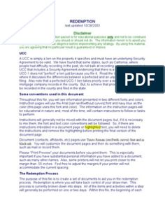 Affidavit of Secured Party Creditor Promissory Note, Form Example, Contempt Of Court, Contract Law, United States Constitution, Power Of Attorney, Text File