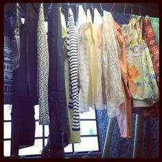 An idea for spring summer Wardrobe Rack, Spring Summer, Decor, Decorating, Dekoration, Deco, Decorations, Deck, Decoration
