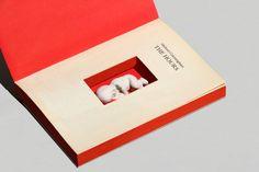 The Hours - Seyda Sasmaz Graphic design inspiration – experimental book design