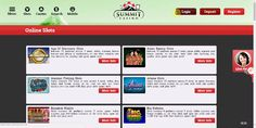 Play Online Slots at Summit Casino with a fantastic £10 No Deposit Casino bonus for signing up at the site today! Enjoy a brilliant variety of Online Slots games and experience the best Free Online Slots With Bonus Rounds at the best casino site - https://www.summitcasino.com/online-slots All new players that sign up at Summit Casino will get a superb £10 Free Slots No Deposit bonus to get started playing with, and that's a fantastic way to start spinning the reels of excellent, top rated…
