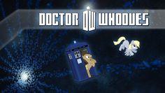 DeviantArt: More Like Doctor Whooves Wallpaper by DrModnar