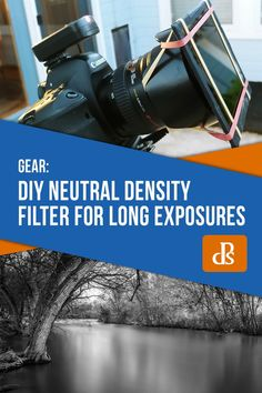 If you are looking for an alternative to expensive ND filters, try this DIY Neutral Density Filter for your long exposure photography! Photography Filters, Exposure Photography, Landscape Photography Tips, Photography 101, Light And Shadow Photography, Long Exposure Photos, Filter Camera, Used Cameras, Digital Photography School
