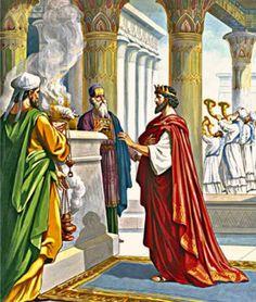 La Pascua del rey Ezequías