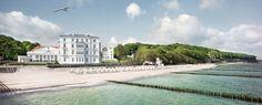 Das Luxushotel an der Ostsee