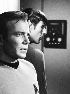 Kirk and Spock (Star Trek) the originals are always better <3