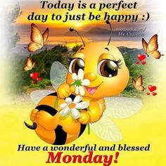 Have A Wonderful And Blessed Monday monday good morning monday quotes good morning quotes happy monday have a great week monday quote happy monday quotes good morning monday cute monday quotes monday quotes for family and friends monday greetings Good Morning Happy Monday, Monday Morning Quotes, Cute Good Morning Quotes, Good Day Quotes, Monday Quotes, Good Morning Good Night, Funny Good Morning Images, Good Morning My Friend, Funny Good Morning Greetings