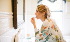 Flawless in Wedding Photos: Makeup Artist Reveals 9 Tips for Great Bridal Makeup on Borrowed & Blue.