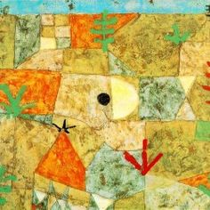 Paul Klee: La Bauhaus y Arte degenerado - TrianartsTrianarts Franz Marc, Wassily Kandinsky, Paul Klee Art, Creation Art, Antony Gormley, Art Moderne, Art Abstrait, Oeuvre D'art, Les Oeuvres