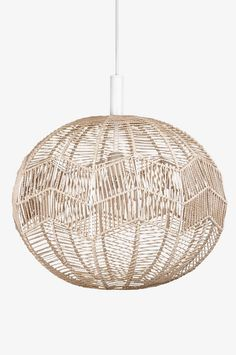 Think this lamp would look real good abov my sunbed on the balkony. Would fill it with sunpowered fairylights Taklampa Missy Outdoor Baths, Hanging Canvas, Let Your Light Shine, Compact Living, Room Lamp, Interior Exterior, Lampshades, Hanging Lights, Kitchen Lighting
