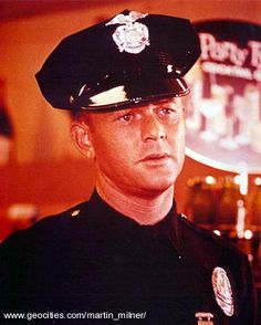 martin milner end of watch
