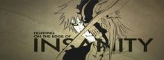 Facebook Timeline Cover Anime - Ichigo Kurosaki Fighting On The Edge Of Insanity