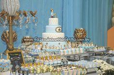 Mesa de Doces Festa Coroa de Principe do Miguel