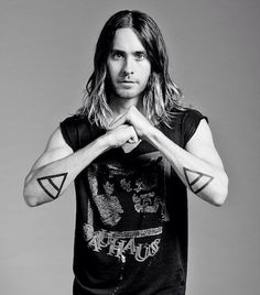 Triad 30 Seconds to Mars Jared Leto