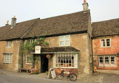 Lacock, England | 24 Picturesque British Villages You Should Move To Right Now