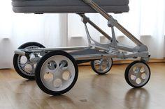 Der Seed Papilio Kinderwagen im Test   Ich hatte bereits einige Monate vor der Geburt meinen Kinderwagen für die Stadt gefunden. Einen leic...