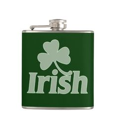 Irish Flask