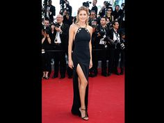 Cannes 2015 Doutzen Kroes (Quelle: EPA/SEBASTIEN NOGIER)