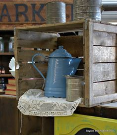 5 Decorating Ideas, http://bec4-beyondthepicketfence.blogspot.com/2015/02/5-decorating-lessons-from-store.html